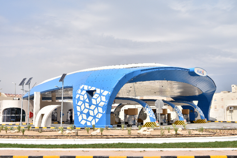 Kuwait National Petroleum Company - Petrol Stations
